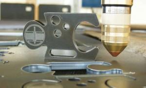 Exemple de coupe plasma sur acier avec HiFocus KJELLBERG