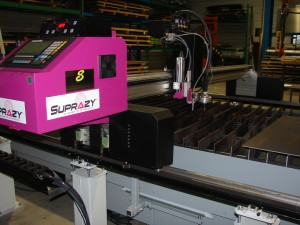 THERMAL TWO - CNC GRAPHIQUE - PLASMA - MARQUAGE