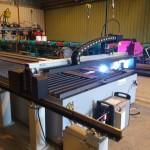 Coupage plasma dans une unité de production de PRS